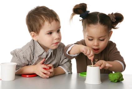 science-preschoolers