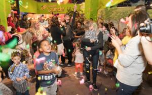 New Year's Bubble Bash | Children's Museum of Atlanta