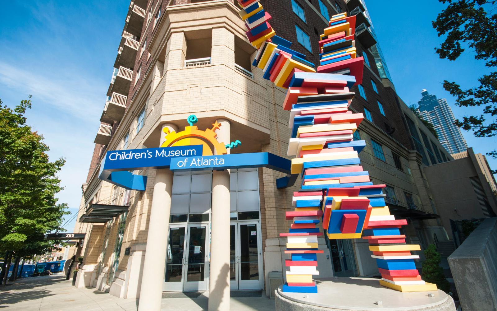 Children's Hands On Museum | Children's Museum of Atlanta