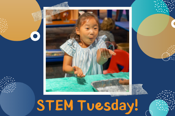 STEM Tuesdays:Chemical Reactions | Children's Museum of Atlanta