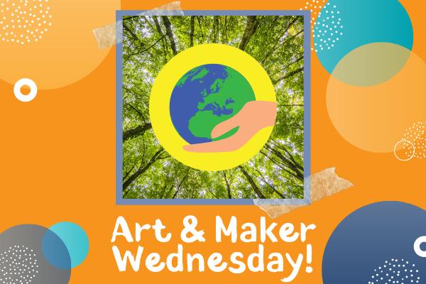 Art & Maker Wednesdays: Self-Watering Planter | Children's Museum ATL