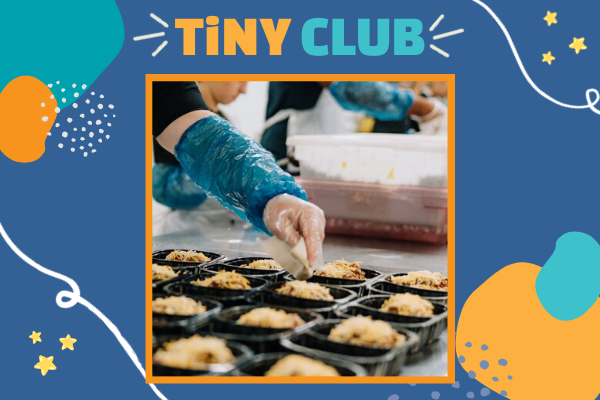 TiNY CLUB: Supporting Others | Children's Museum of Atlanta