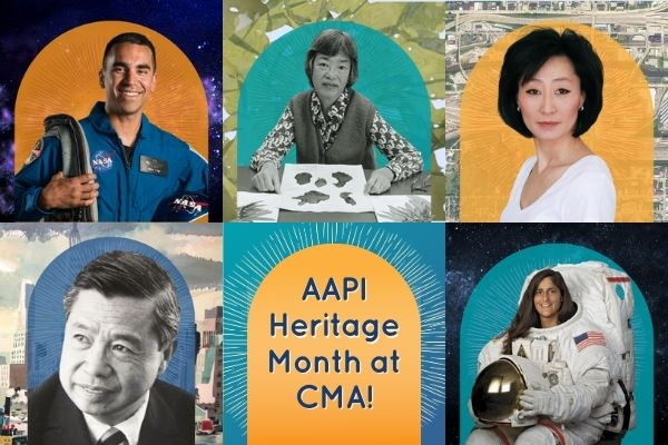 Asian American & Pacific Islander Heritage Month At CMA