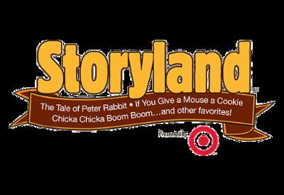 Traveling Exhibit Logo - Storyland