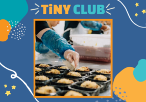 TiNY CLUB: Supporting Others   Children's Museum of Atlanta